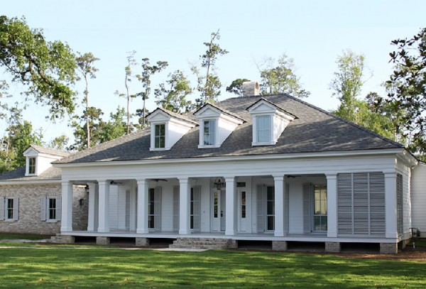 Louisiana southern colonial